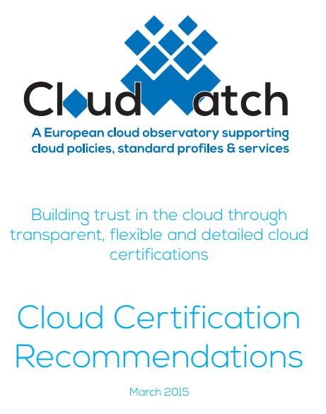 Cloud Certification Recommendations | CloudWATCH